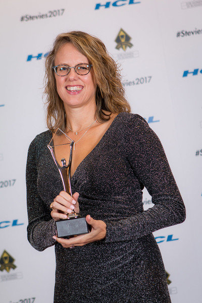 Susan Fojtasek Maverick of the Year Close Up
