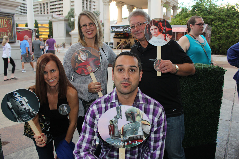 Improvers in Vegas