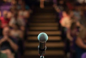 Stop Being Afraid of Public Speaking featured image